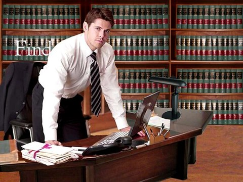 Meet Attorney Mark Stone in the Kappa File