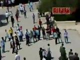 حلب المدينة الجامعية اقتحام الأمن للوحدات السكنية 20 6 2011