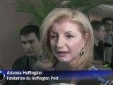 Jour J pour le Huffington Post et sa directrice Anne Sinclair