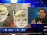 Compteurs Intelligents, ondes hautes fréquences - Hydro-Québec ment