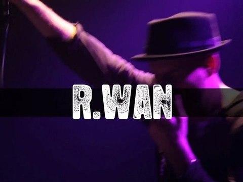 """R.WAN - Nouvel Album - """"Peau Rouge"""" - LE 6 FÉVRIER"""