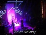 Jenifer tournée 2011