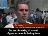 Gazans Use Cooking Oil To Run Cars Despite Israel's Fuel Del