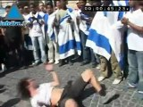 Infolive.tv Minute - Jerusalem Youths Dancing In The Streets
