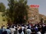 ديرالزورحي القصور الأبطال جمعة صمتكم يقتلنا 29-7-2011