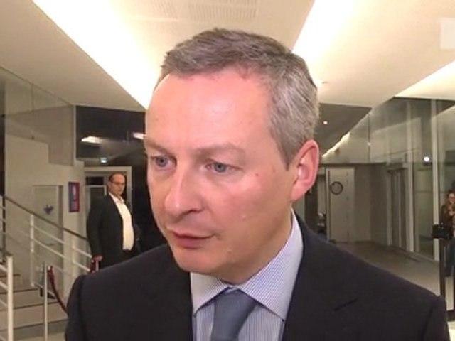 UMP - Bruno Le Maire - La France silencieuse