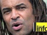 Yannick Noah répond aux attaques de l'UMP