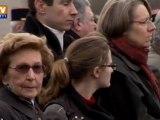 A Paris, une foule nombreuse a rendu hommage aux soldats tués en Afghanistan