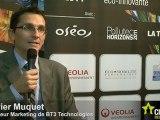 BT3 rend les papiers hydrophobes par application de matériaux biosourcés