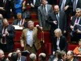 La séance de QAG très influencée par le discours du Bourget...