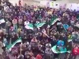 فري برس   حوران    طفس    مظاهرة رأس السنة الميلادية 1 1 2012 ج2
