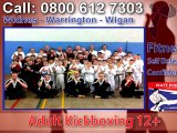 Martial Arts School Warrington: Kickboxing, Karate Lessons