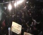 فري برس   حمص القصور مسائية أبطااال وحراائر القصور جمعة ان تنصرو الله ينصركم جنة سوريا ياوطنا رااائعة
