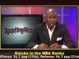 Dwight Howard to the New York Knicks?