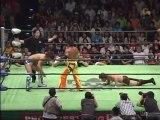 NOAH 12.07.2009 - KENTA & Taiji Ishimori vs Atsushi Aoki & Kota Ibushi