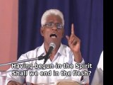 having begun in the spirit-should we end in the spirit?-(intro)