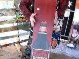 DC Shoes Snowboards : nouveautés matos 2012-2013