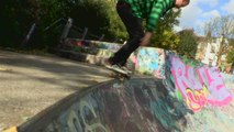 How To 50/50 Grind On Skateboard