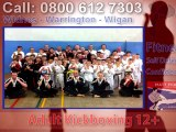 Martial Arts School Widnes: Kickboxing, Karate Lessons