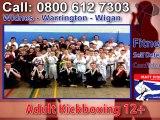 Martial Arts School Wigan: Kickboxing, Karate Lessons
