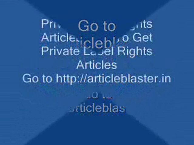 Private Label Rights Articles-How To Get Private Label Rights Articles