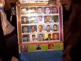 L'Egypte a commémoré la révolte anti-Moubarak