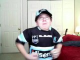 Australian Rugby Team - Cronulla Sharks Theme Song(With Me)