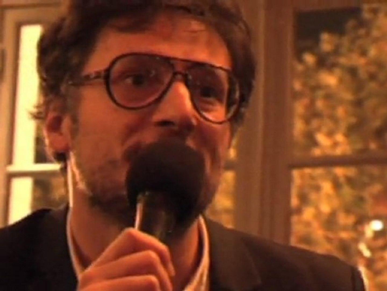 Interview Jacques Braunstein & Pascal Bories, rédacteurs à Technikart 18/11/2011