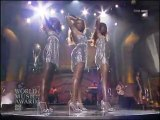 Destiny's Child - Medley Live @ World Music Awards