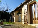 AG2017Tarn et Garonne immobilier Laguépie. Maison de plain pied 95m²de SH, 3 chambres,  jardin  de 580 m²
