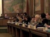 Intervention de Jean-Didier Berger au conseil municipal du 25 janvier 2012