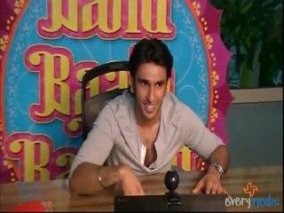 Live Chat with Ranveer Singh from Band Baaja Baaraat