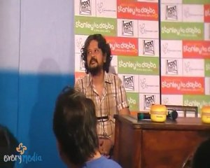 Vishal Bharadwaj talking about 'Stanley ka Dabba'