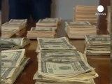 La policía portuguesa decomisa un millón de dólares...