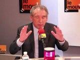 La République du Mouv' - François Bayrou - 26/01/12