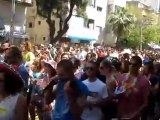 Annual gay pride parade in Jerusalem
