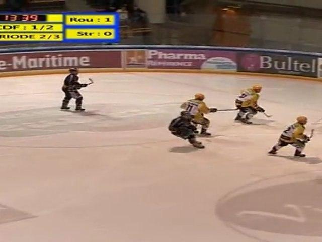 Resume Rouen vs Strasbourg Demi Finale de CDF