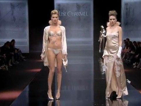 Lise Charmel Défilé Salon International de la lingerie 2012