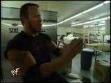 WWE-Universal : The Rock vs. Mankind 31/01/1999 (WWF Championship Match) (Empty Arena Match)