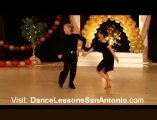 Dance Lessons San Antonio   West Coast Swing
