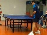 Val Vert TT - Montamisé D1 tennis de table