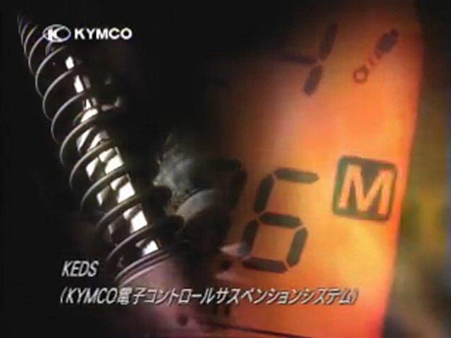 KYMCO Myroad 700i Süper Maksi Scooter
