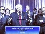Voeux de Jean Claude Gaudin pour 2012 à la Salle Vallier - 4e et 5e Arrondissements de Marseille