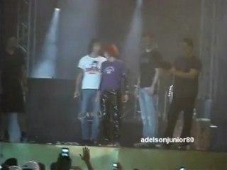 Rita Lee discute com policiais em seu último show em Aracajú e é presa