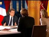 Le président Nicolas Sarkozy, candidat en Allemagne ?