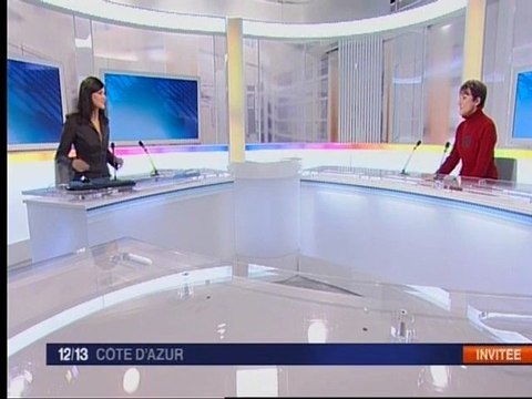 Interview Sophie DAOUT  sur France 3