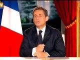 Nicolas Sarkozy attaque François Hollande et dévoile sa stratégie