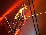 Tatiana Mosio Bongonga, interview d'une funambule au Festival Mondial du Cirque de Demain
