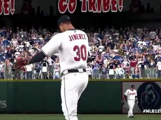 Zoom sur Jose Bautista de MLB 12 : The Show