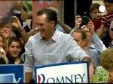 Romney adelanta a Gingrich en Florida, según los sondeos